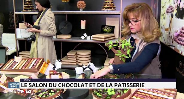 Tunisie: focus sur le salon du chocolat et de la pâtisserie