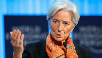"""Christine Lagarde: """"Le Maroc figure parmi les pays qui mènent à bien leur restructuration"""""""