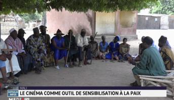 Le cinéma comme outil de sensibilisation à la paix au Mali