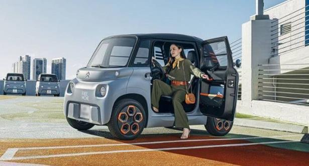 الدار البيضاء .. اتفاقية لتطوير نسخة معدلة من سيارة (Citroën Ami)