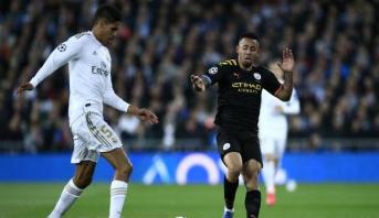رسميا .. تأجيل مباراتي مانشستر سيتي -ريال مدريد ويوفنتوس-ليون