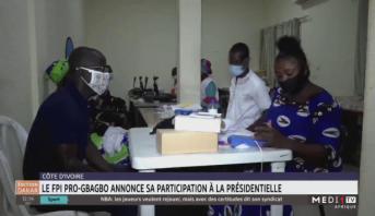 Côte d'Ivoire: le FPI pro-Gbagbo annonce sa participation à la présidentielle