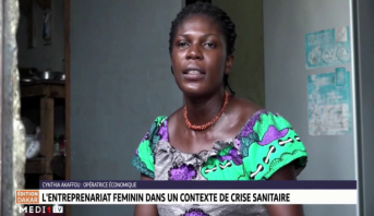 Côte d'Ivoire: l'entrepreneuriat féminin dans un contexte de crise sanitaire