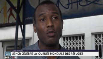 LE HCR célèbre la journée mondiale des réfugiés