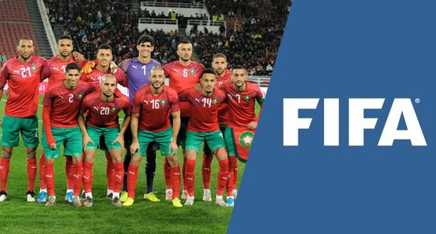 Classement FIFA: le Maroc perd une place