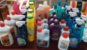 فيروس كورونا .. تسجيل زيادة في أثمان مواد النظافة