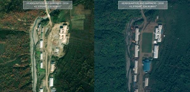"""""""سي إن إن"""" تكشف نشاطا في قاعدة صواريخ كورية شمالية"""