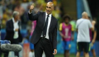 مدرب بلجيكا: نستحق الذهب بعد الفوز على البرازيل