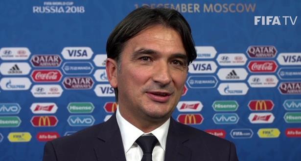 مدرب كرواتيا: لا أتخيل ردود الفعل في حال تتويج كرواتيا بكأس العالم
