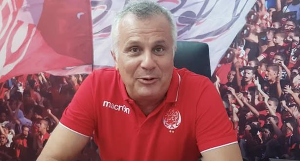 أول تصريح لمدرب الوداد الجديد الصربي زوران