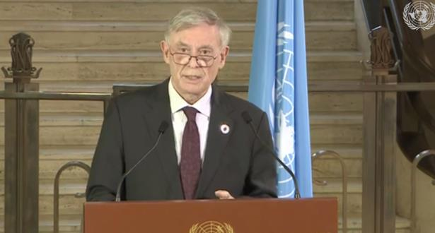 Sahara marocain: Kohler exprime son intention d'organiser une troisième table ronde