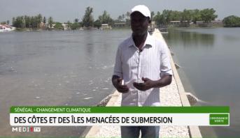 Croissance Verte > Sénégal-changement climatique: des côtes et des îles menacées de submersion