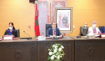 La commission ministérielle pour les affaires des MRE et de la migration tient sa huitième réunion