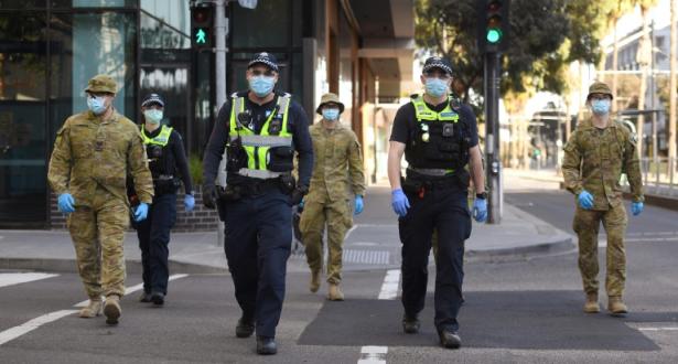 Coronavirus: un couvre-feu imposé à Melbourne, deuxième ville d'Australie