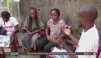 RD Congo: des bénévoles mobilisés contre les violences domestiques