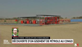 Congo: découverte d'un gisement de pétrole