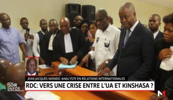 RDC: tensions entre l'UA et Kinshasa