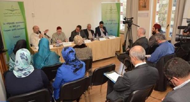 المجلس الأوروبي للعلماء المغاربة يدين الهجوم الذي استهدف مسلمين بلندن