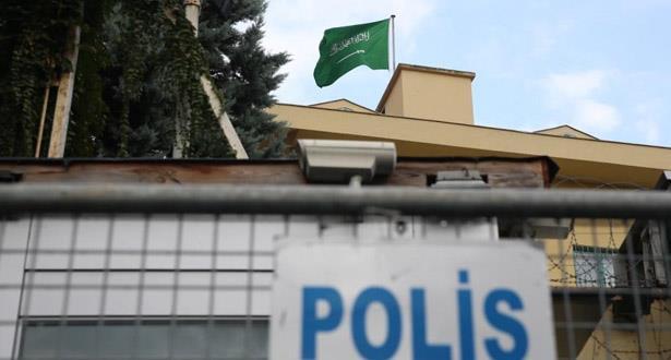 قضية خاشقجي .. النيابة العامة التركية تستمع الى موظفي القنصلية السعودية
