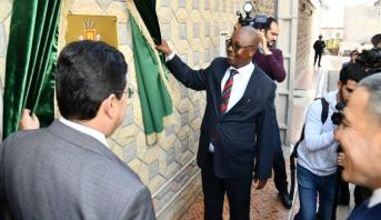 وزير خارجية بورندي : افتتاح قنصلية بالعيون يعكس تشبث بوروندي بالشرعية الدولية