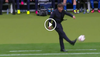 فيديو .. رد فعل انفعالي لمدرب منتخب إيطاليا