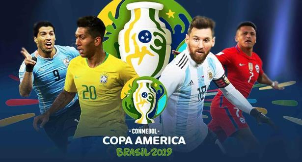 كوبا أميركا 2019 .. برنامج المباريات