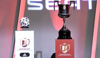 رسميا .. نتائج قرعة ربع نهائي كأس ملك إسبانيا