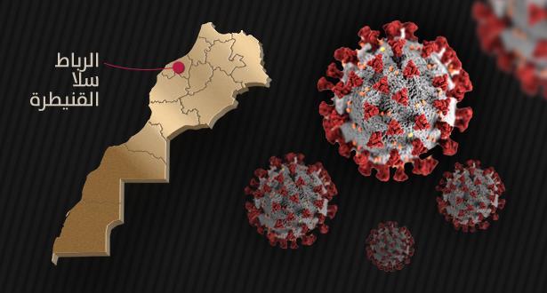 تفاصيل الحالة الوبائية بجهة الرباط سلا القنيطرة .. مدن الجهة الأكثر تسجيلا للإصابات
