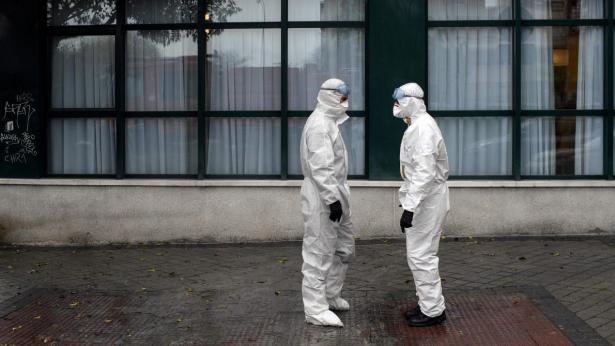 Coronavirus en Espagne: plus de 5.600 morts et 72.248 cas confirmés