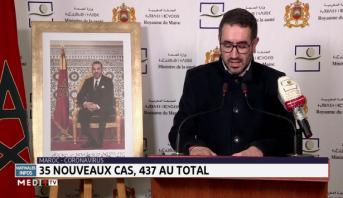 Maroc/ Coronavirus: 37 nouveaux cas enregistrés, 437 au total