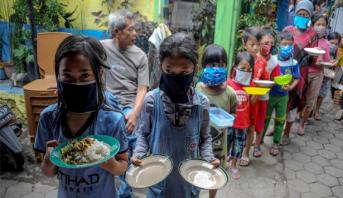 برنامج الغذاء العالمي: 47,6 مليون شخص سيعانون من الجوع