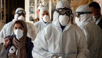 إيران تسجل أعلى حصيلة وفيات بفيروس كورونا منذ أبريل