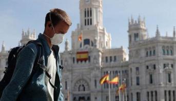 إسبانيا تعتزم فرض إجراء اختبارات الكشف عن فيروس ( كوفيد ـ 19 ) على المسافرين القادمين من دول ذات معدلات إصابة مرتفعة بالوباء