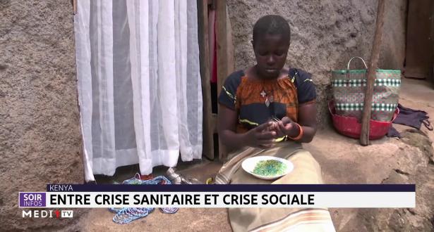 Le Kenya, entre crise sanitaire et crise sociale
