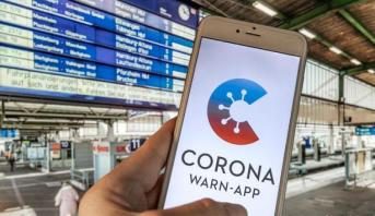ألمانيا .. توفير تطبيق تتبع فيروس كورونا باللغة العربية