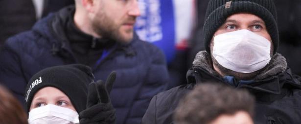 Coronavirus: Juventus-Inter et quatre autres matches reportés