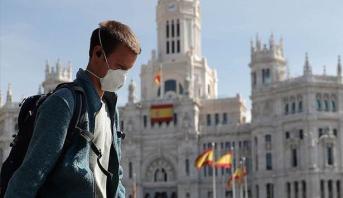 L'épidémie avance, Madrid se protège