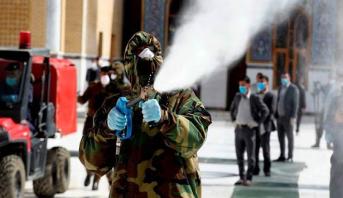 تسجيل أول حالة وفاة بفيروس كورونا المستجد في العراق