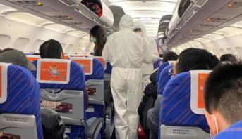 Coronavirus: l'UE mobilisée pour le rapatriement de ses ressortissants en Chine