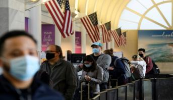 Covid-19: plus de 20 millions d'infections recensées aux Etats-Unis