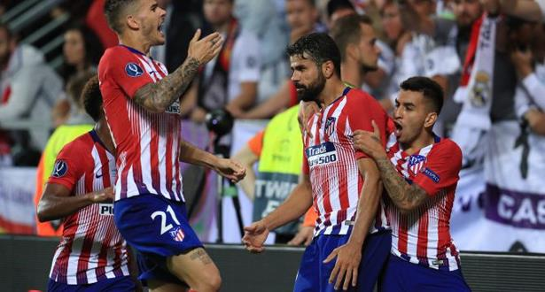 كوستا يجبر ريال مدريد على التمديد