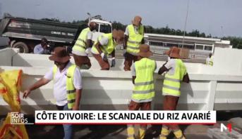 Cote d'ivoire.. Le scandale de riz avarié