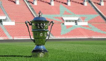 جدول نتائج المباريات النهائية لمسابقة كأس العرش لكرة القدم