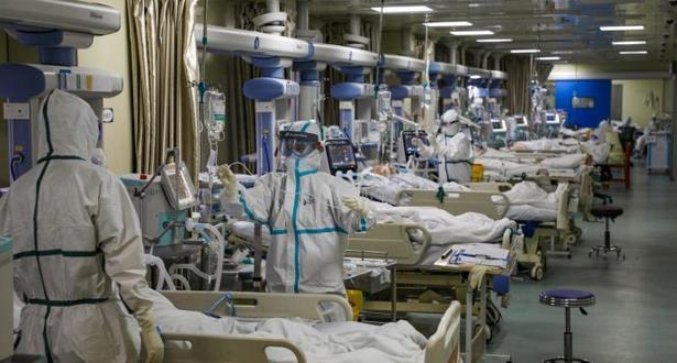 الصين.. 29 وفاة و433 إصابة جديدة بفيروس كورونا في أدنى حصيلة منذ حوالي شهر