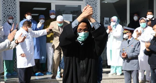 المغرب .. 20 حالة شفاء جديدة ترفع الإجمالي إلى 7215 حالة