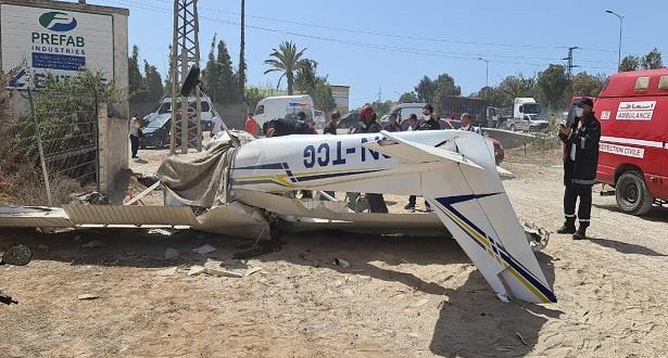 Crash d'un avion à Kénitra: le BEA ouvre une enquête