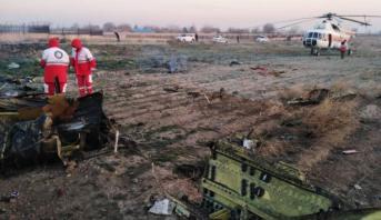 Boeing ukrainien abattu à Téhéran:  un rapport iranien révèle la cause du drame