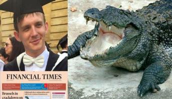 تمساح يقتل صحفيا أثناء قضائه عطلة في سريلانكا