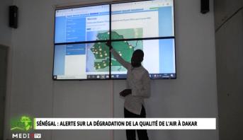 Croissance Verte > Sénégal : Alerte sur la dégradation de la qualité de l'air à Dakar