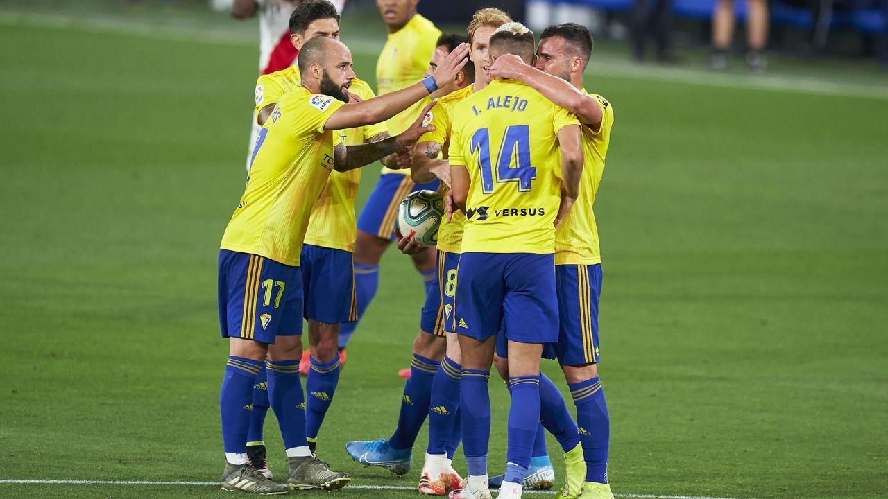 Liga : Cadix valide sa montée en première division